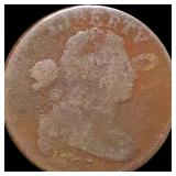 1807 Draped Bust Large Cent NICELY CIRCULATED