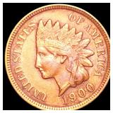 1900 Indian Head Penny CLOSELY UNCIRCULATED