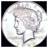 1926-S Silver Peace Dollar CLOSELY UNC