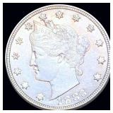 1883 Liberty Victory Nickel UNCIRCULATED