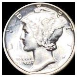 1944 Mercury Silver Dime UNCIRCULATED