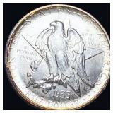 1935-S Texas Half Dollar UNCIRCULATED