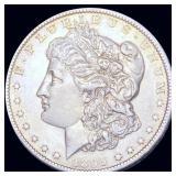 1895-O Morgan Silver Dollar CLOSELY UNCIRCULATED