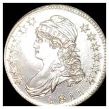 1811 Capped Bust Half Dollar CLOSELY UNC