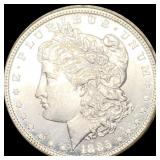 1885 Morgan Silver Dollar UNCIRCULATED