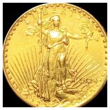 1924 $20 Gold Double Eagle UNCIRCULATED