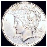 1934-D Silver Peace Dollar UNCIRCULATED
