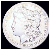 1890-CC Morgan Silver Dollar NICELY CIRCULATED