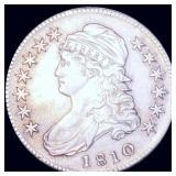 1810 Capped Bust Half Dollar XF