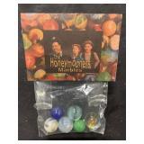 The Honeymooners Vintage Marbles In Bag