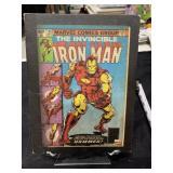 Iron Man Comic Book Canvas Wall Art