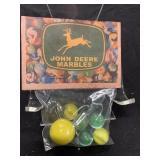 Vintage John Deere Marbles in Store Bag