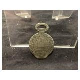 1893 Keystone Watch Case Watch Fob-Columbian Expo