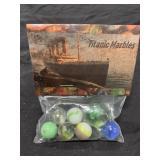 Vintage Titanic Marbles in Store Bag