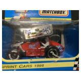 1993 Series 5 Matchbox Sprint Car #23