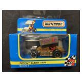 1993 Series 5 Matchbox Sprint Car #1- GOLD