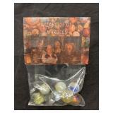 Vintage Wizard of Oz Marbles In Bag