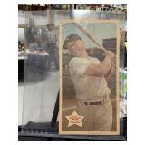 Large Vintage Mickey Mantle Poster-Topps?