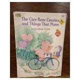 Vintage Care Bears Coloring Book Sealed