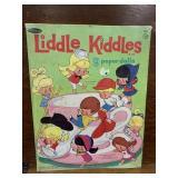 Vintage Liddle Kiddles Paper Dolls Book Sealed
