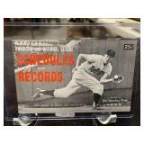 Vintage 1965 MLB Schedule Book-Brooks Robinson