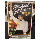 Vintage 1984 Sealed Michael Jackson Colorforms toy