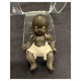 Vintage Black Americana Black Baby Toy