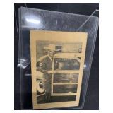 Vintage 1942 Hopalong Cassidy Dodge Post Card