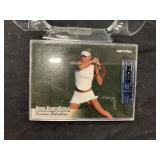 Anna Kournikova Tennis Card Graded Gem Mint 10