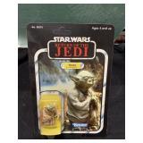 Star Wars ROTJ Yoda Figure MOC MIP