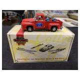 Highly Detailed 1953 Ford Truck Die-Cast In Box