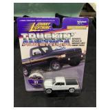 Vintage Johnny Lightning 96 Dodge Ram MOC MIP