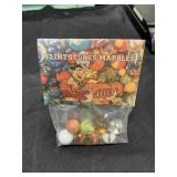 Vintage Flinststones Marbles In Store Bag-Sealed