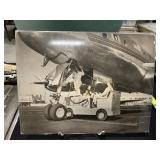 TWA Vintage Airplane Training Photo-Energizer