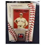 Babe Ruth Red Sox Jersey Card