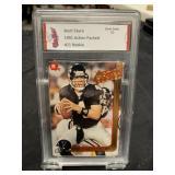 1991 Brett Favre Rookie Card Graded Gem Mint 10