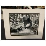 """Thurman Munson Matted Photo 14"""" x 11"""""""