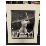 """Lou Gehrig Matted Photo 14"""" x 11"""""""