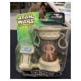 Star Wars Luke in Bacta Tank MOC Sealed MIP