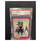 1978 Grease T Birds! Graded PSA 8 Card