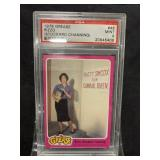 1978 Grease Rizzo PSA Graded 9 Card