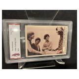 Vintage The Monkees #20 Card Graded Gem Mint 10