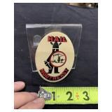 Vintage HAIL Northeast Pin Button