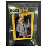 Ric Flair Wrestling Card Graded Gem Mint 10