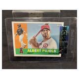 Albert Pujols Graded Gem Mint 10 Card