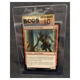 Magic Battlefield Scavenger Card Graded Gem Mint