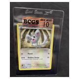 Pokemon P Card Graded Gem Mint 10