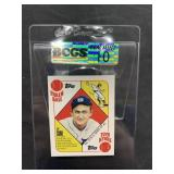 Ty Cobb Graded Gem Mint 10 Card-23