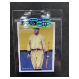 Babe Ruth National Chicle Card Graded Gem Mint 10
