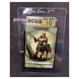 MAGIC Centaur Card Graded Gem Mint 10
